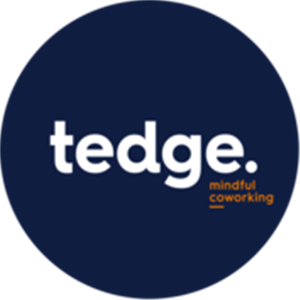 Logo of Tedge <The Mindful Coworking Space>
