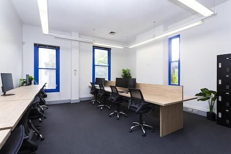Node Innovation Centre - Boss Mode, Private office