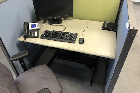 Cubicles with FREE INTERNET - Cubiclie One