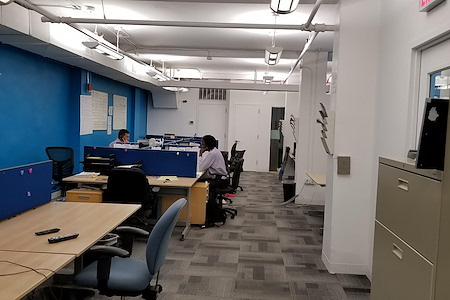 CW Publishing Group - Office Suite w/ Adjacent Private Office