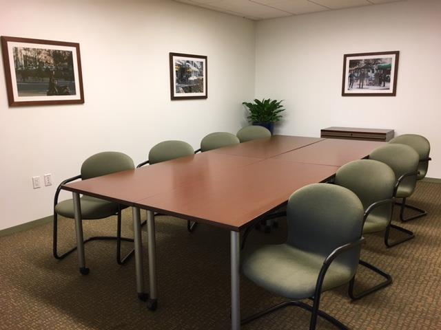 Carr Workplaces - Clarendon - Barton Conference Room
