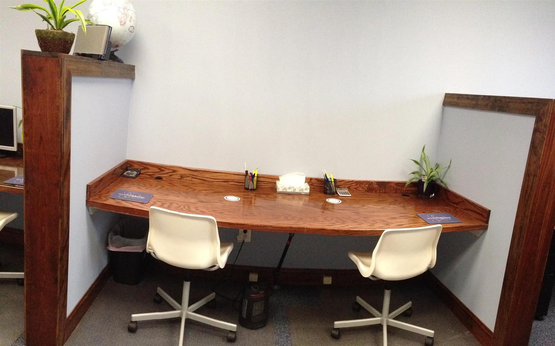 The CoWorking Space - CoWorking Hotspot Desk 11