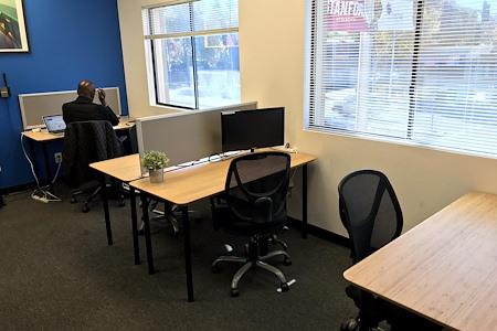 Palo Alto Office Space