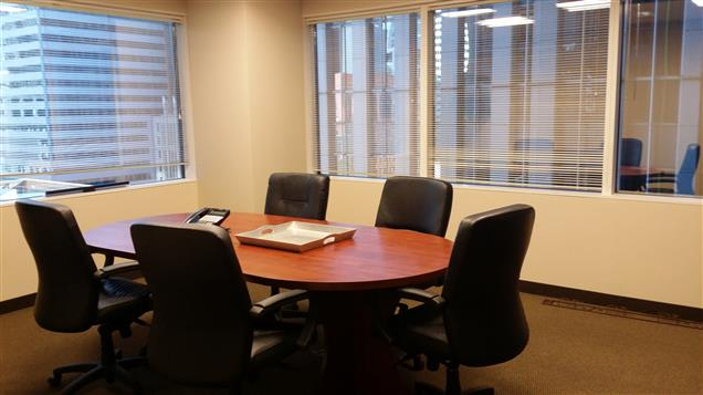 Bridges Court Reporting - Conference Room