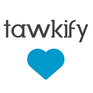 Logo of Tawkify