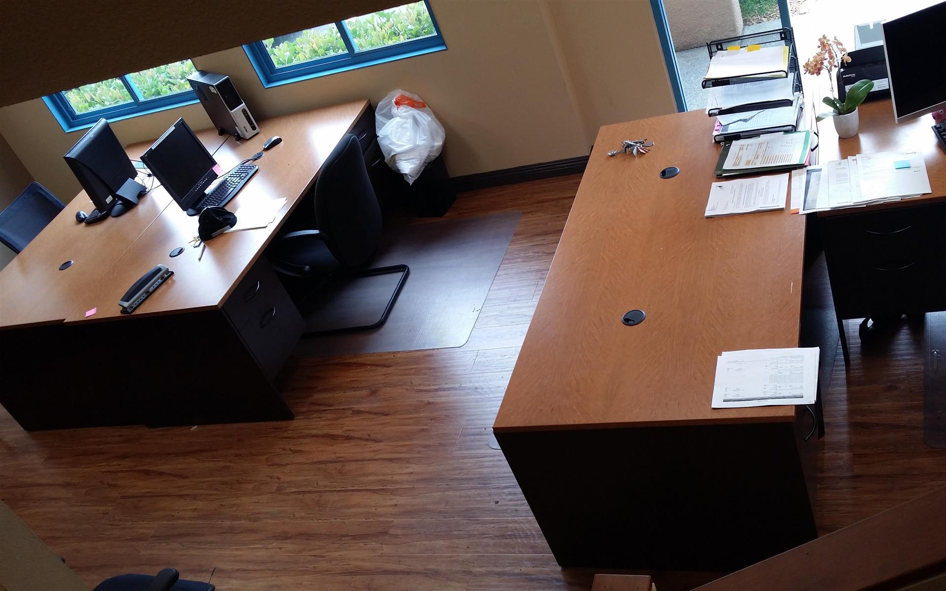 Freedom Aerial - Dedicated Desk