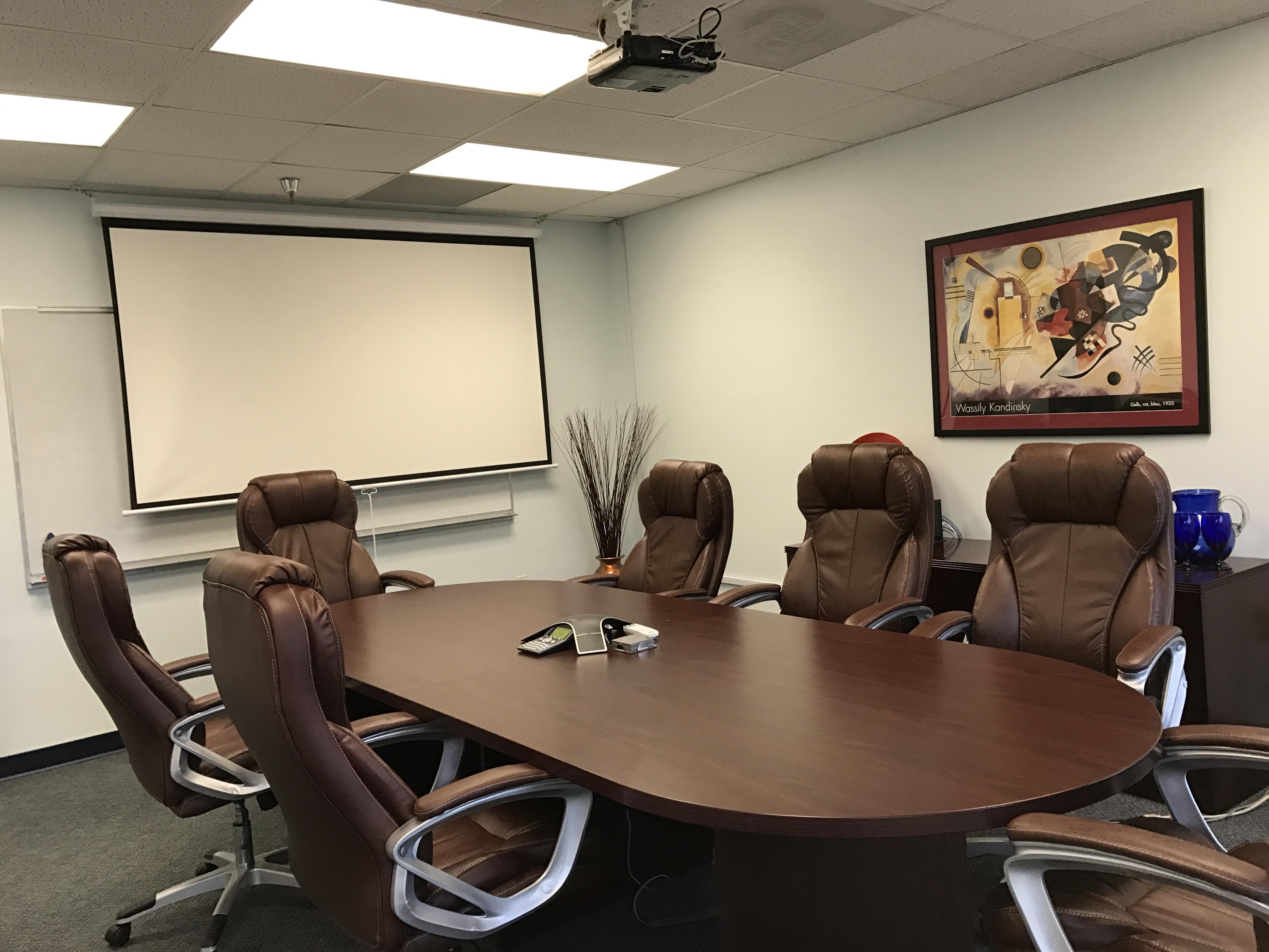 Phoenix Technology Solutions, LLC - Meeting Room