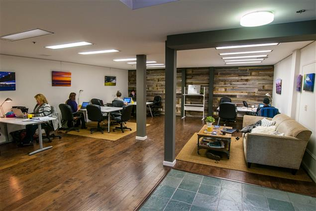 The Port Workspaces @ 317 Washington - Coworking (LExC Members only)
