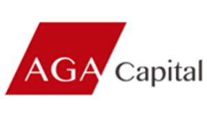 Logo of AGA Capital