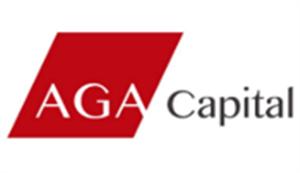 Logo of AGA Capital