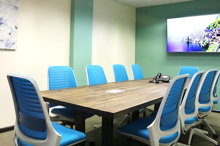 Pacific Workplaces - Bakersfield - Chateau Conference Room
