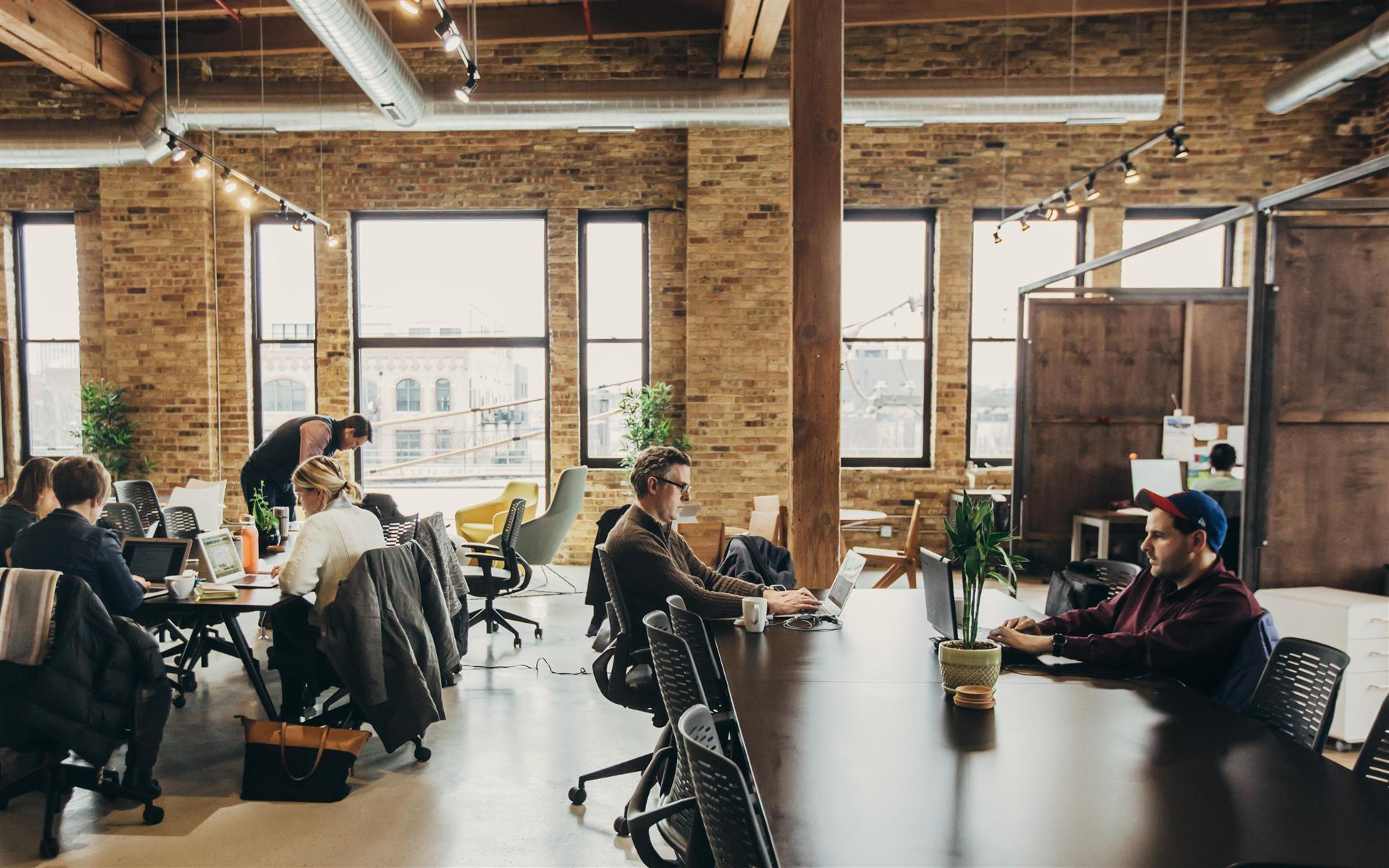 Fueled Collective – Chicago West Loop - Coworking - Day pass