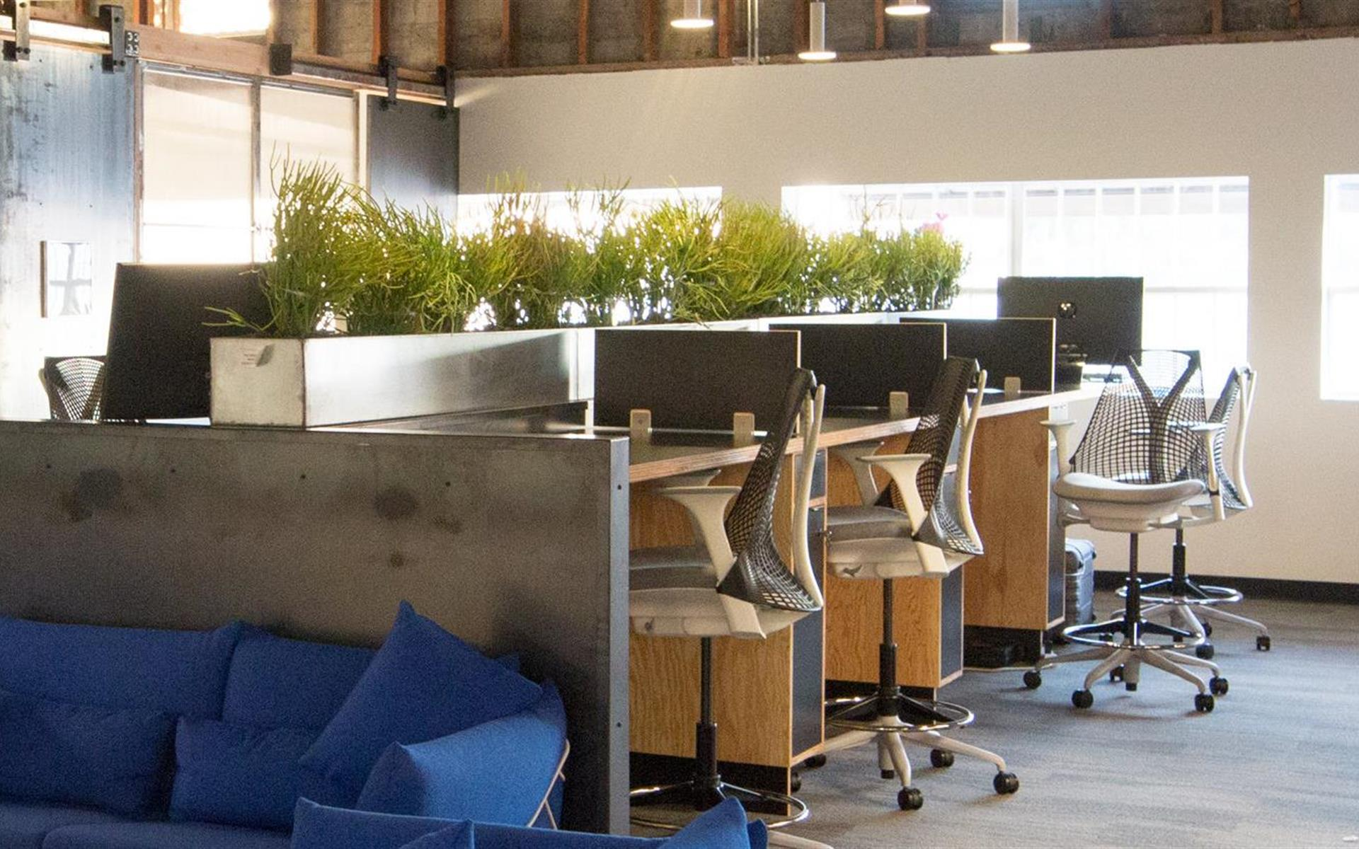 Impact Hub Santa Barbara - Dedicated Desks
