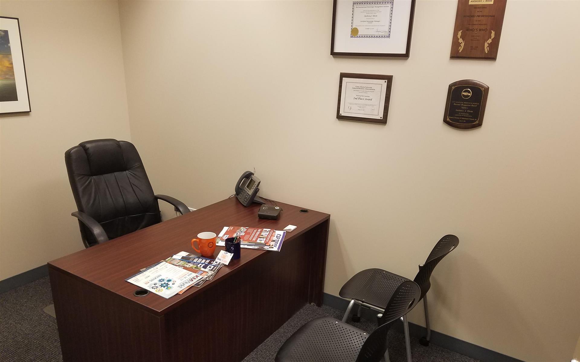 Chicago Virtual Office - Interior