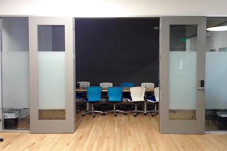 The Satellite Center Sunnyvale - Large Conference Room
