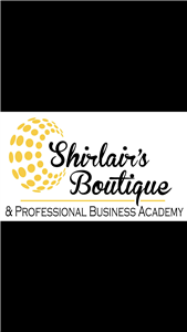 Logo of Shirlair's Boutique & Professional Business  Academy