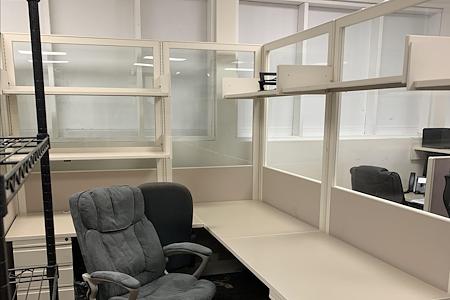 Marlo Holdings - Dedicated Desk 1