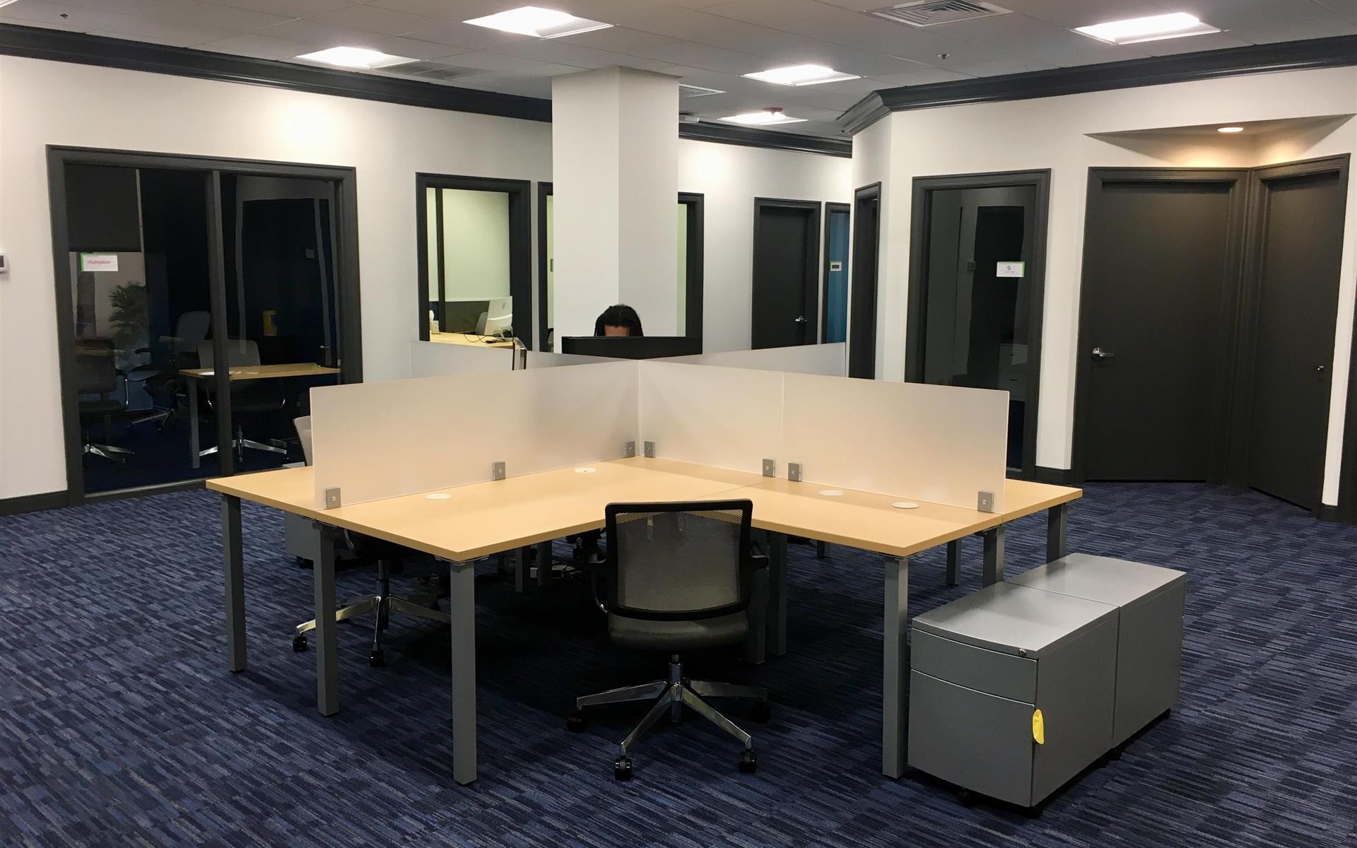 Cendyn Spaces - Boca Raton - Dedicated Coworking Desk