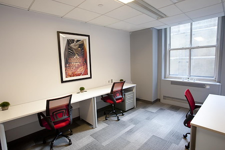 NYC Office Suites 420 - 1270 Ave of the Americas