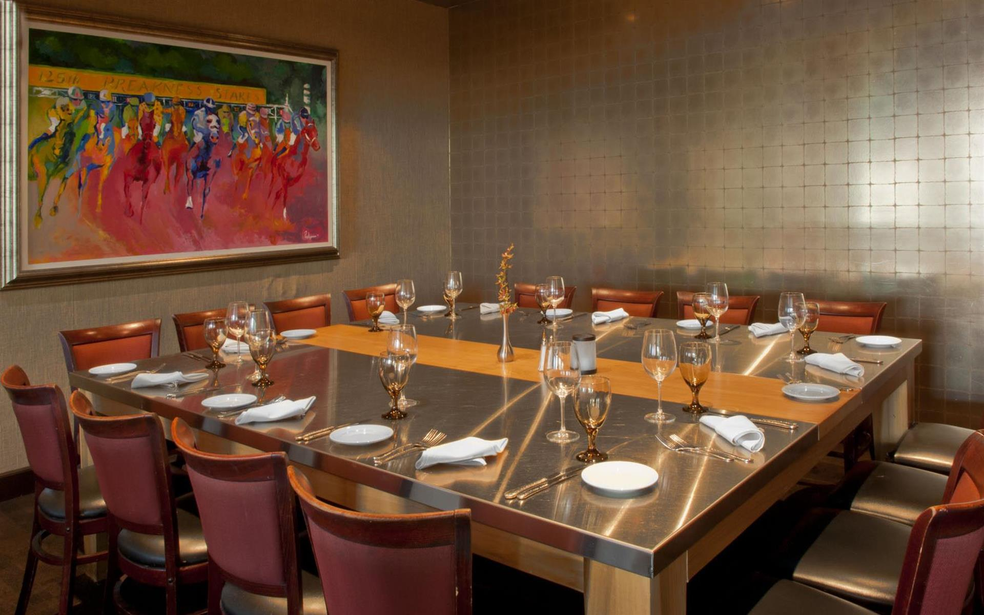 Osetra Seafood & Steaks - Atlantic Room (Daytime)