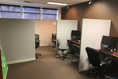 Maryland Global Training Center - Open Desk 1