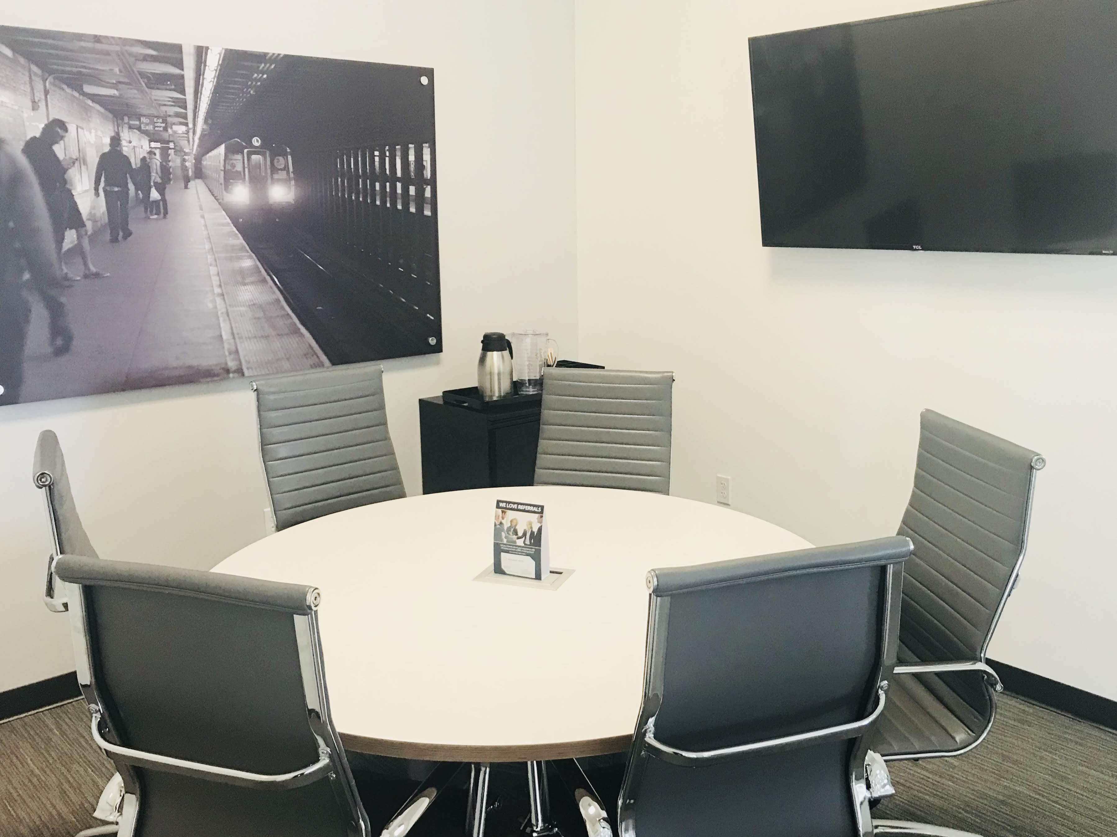 Intelligent Office Edinburg - Conference Room A