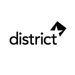 Logo of District