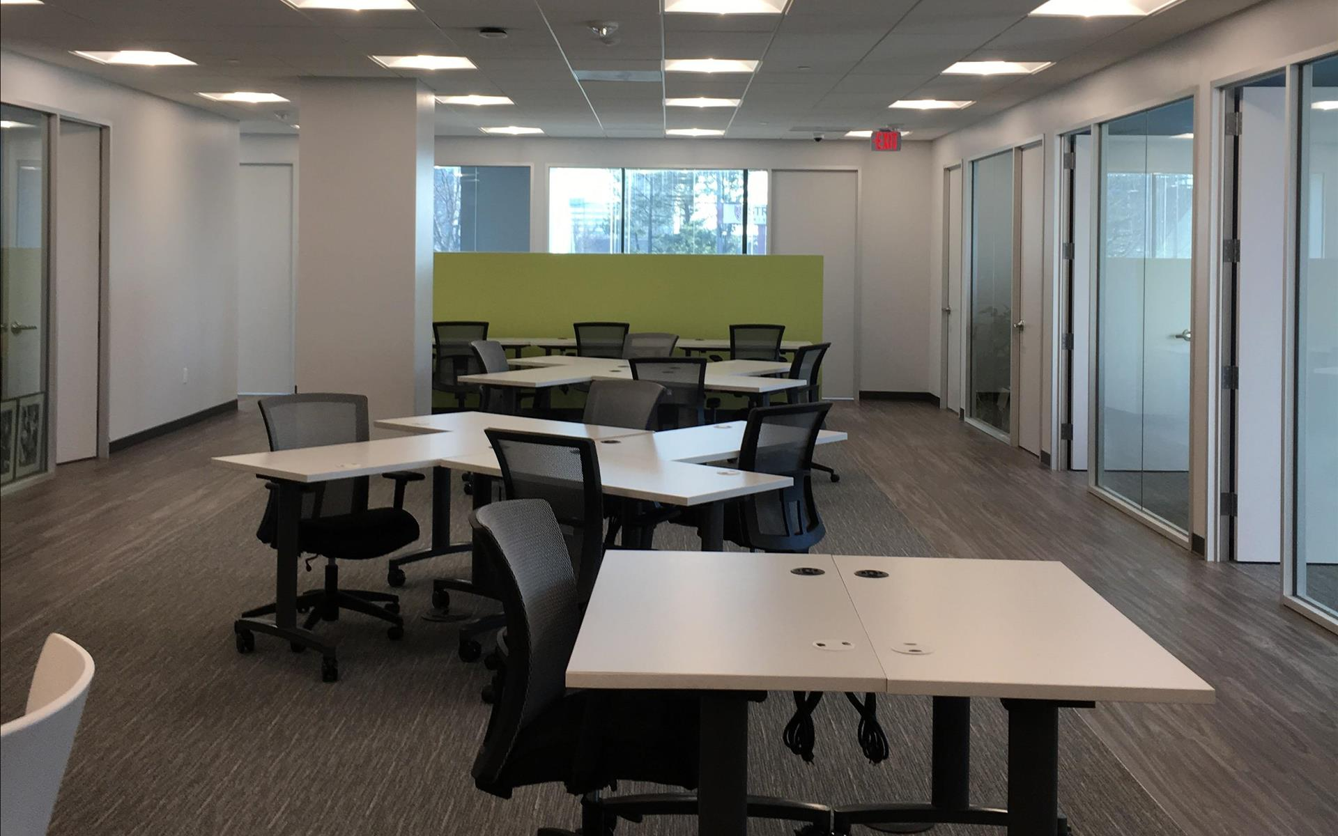 Intelligent Office of Alexandria - Limited Co-working