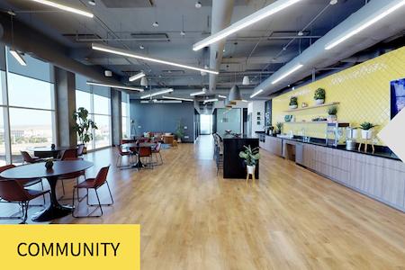Venture X | West Palm Beach Cityplace - Community