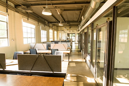 Union Cowork Glendora - Dedicated Desk