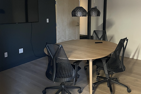 Built Coworking - Large Conference Room