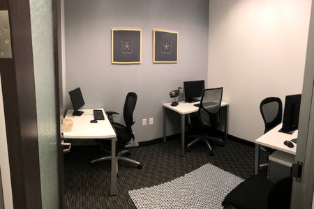 Regus | Oppenheimer Tower - Dedicated Desk