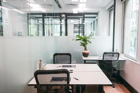 Christie Spaces Collins Street - Private 3 Desk Office
