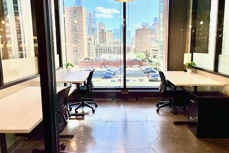 Workbox Gold Coast - Window Office