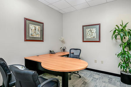 ExecuBusiness Centers - 2-person economy office