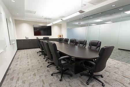 ExecuSuites I-270 - Chesapeake Executive Boardroom