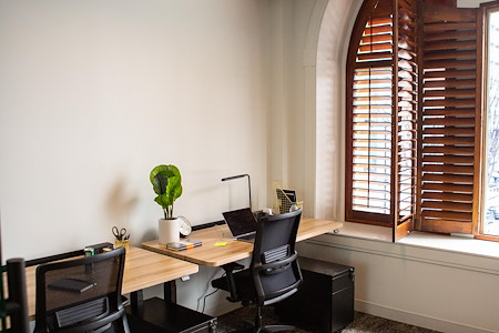 CommonGrounds Workspace | Salt Lake City - Open Desk Membership