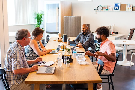 Greyduck Collective - Part-time Co-working