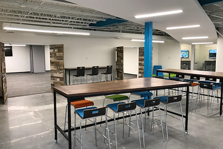 SharedSpace Cobb - ProDesk (Open Table Coworking)