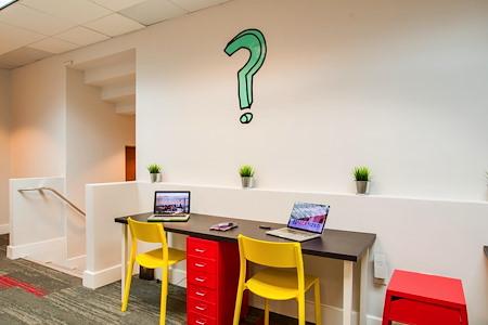 Palletized - Open Desk/ Flexs