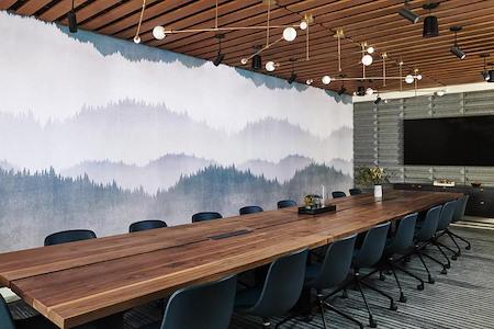 The Shop - Salt Lake City - Executive Video Conference Room 2C