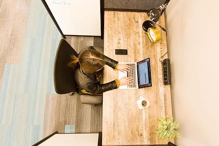 25N Coworking | Frisco - Dedicated Desk