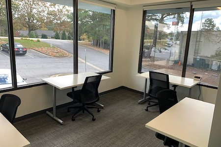 SharedSpace Cobb - 4 Person Private Office