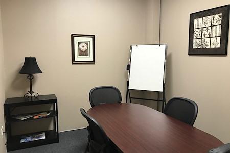 Texas Business Centers - Denton Location - Small Meeting Room