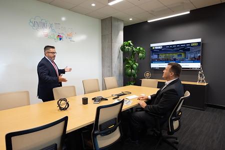 Venture X | Plano - Texas Meeting Room