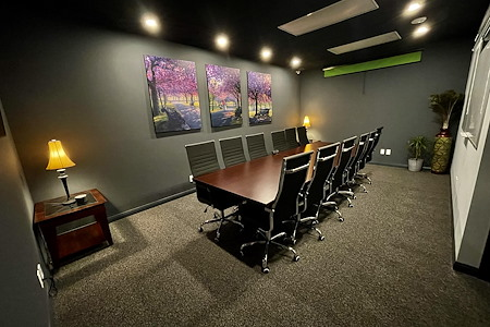 The Muse Rooms - The Boardroom
