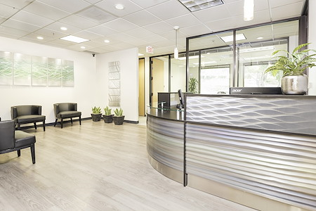 Executive Base Network - Private Interior Office - 1 person
