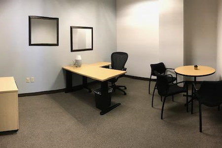 Regus   Downtown Reno - Private Office for 4