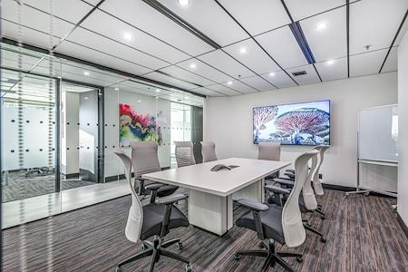 Canada Place Business Centre - Executive Boardroom