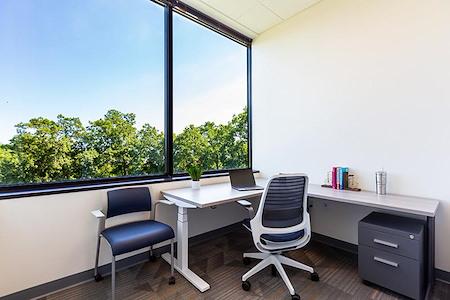 Office Evolution - Madison Arboretum - Large Private Office